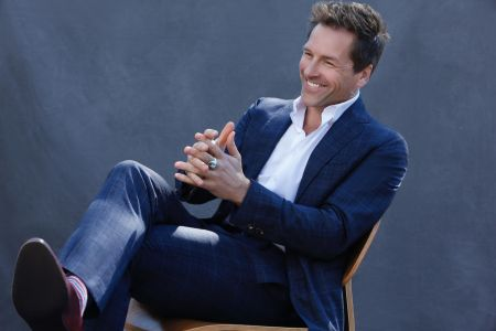 Paul Greene returns for the new season of the Hallmark hit series, 'When Calls the Heart,' beginning on Sunday, Feb. 24 at 8/7c.