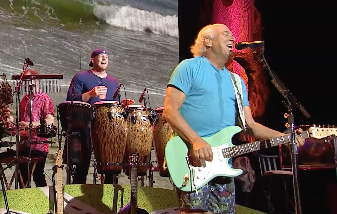 Jimmy Buffett announces fall 2019 performance at MGM Grand