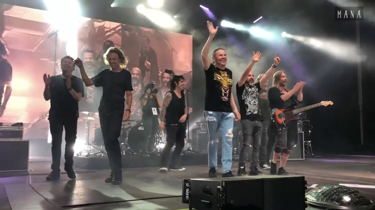 Maná announces 2019 Rayando el Sol Tour