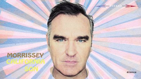 Listen: Morrissey debuts 'It's Over' from upcoming covers album 'California Son'