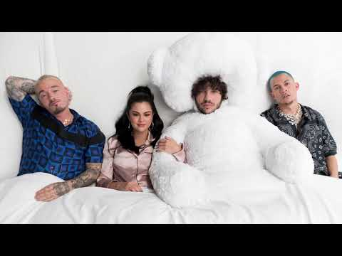 Listen: Selena Gomez hooks up with J Balvin on Benny Blanco & Tainy's 'I Can't Get  Enough'