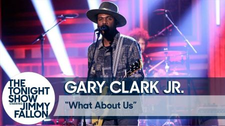 Watch: Gary Clark Jr. performs 'What About Us' on 'The Tonight Show'