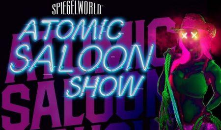 Spiegelworld announces new Las Vegas production, ATOMIC SALOON SHOW