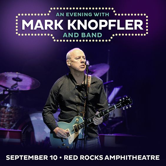 Image for An Evening with Mark Knopfler and Band