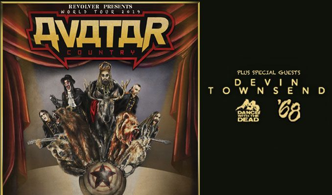 Avatar Tickets In Sayreville At Starland Ballroom On Sat May 18