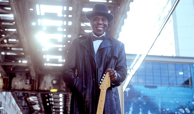Buddy Guy tickets at Ruth Eckerd Hall, Clearwater