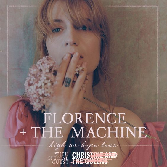 Thumbnail for Florence and the Machine: The High as Hope Tour 2019