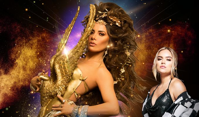 Gloria Trevi: Diosa De La Noche Tour w/ special guest Karol G tickets at Infinite Energy Arena in Duluth