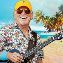 Jimmy Buffett tickets at MGM Grand Garden Arena in Las Vegas