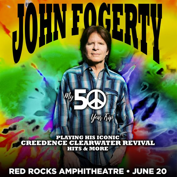 Thumbnail for John Fogerty: My 50 Year Trip