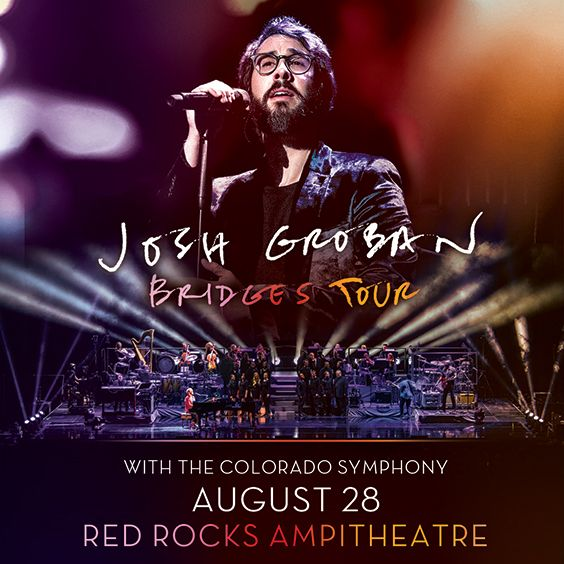 Thumbnail for Josh Groban with the Colorado Symphony