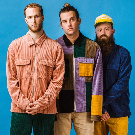 Thumbnail for Judah & The Lion Pep Talks Worldwide Tour 2019