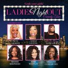 Tickets Ladies Night