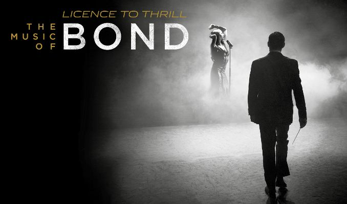 The Music of Bond tickets at Glasgow Royal Concert Hall in Glasgow
