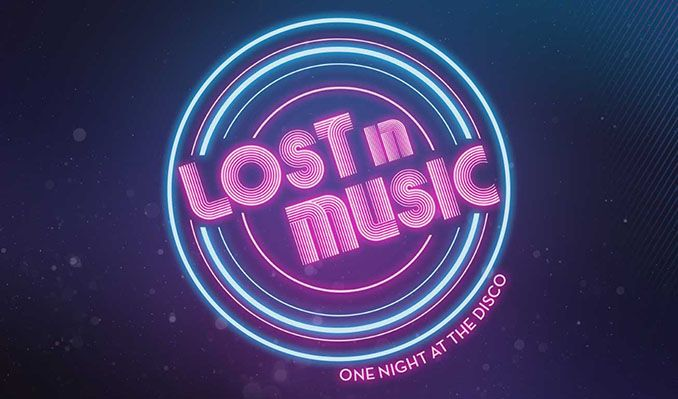 Lost In Music – One Night at the Disco tickets at first direct arena, Leeds