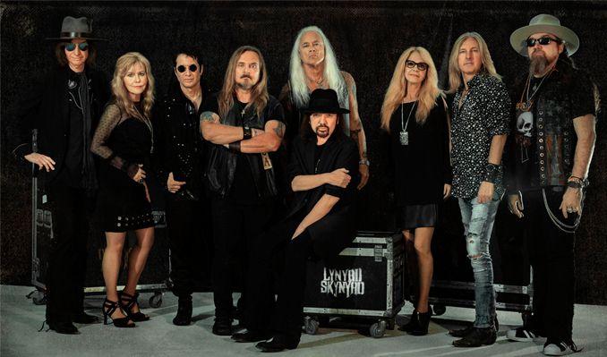 Lynyrd Skynyrd tickets at Fiddler's Green Amphitheatre in Greenwood Village