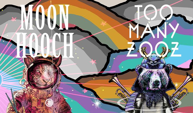 Too Many Zooz / Moon Hooch tickets at Fête Music Hall - Ballroom in Providence