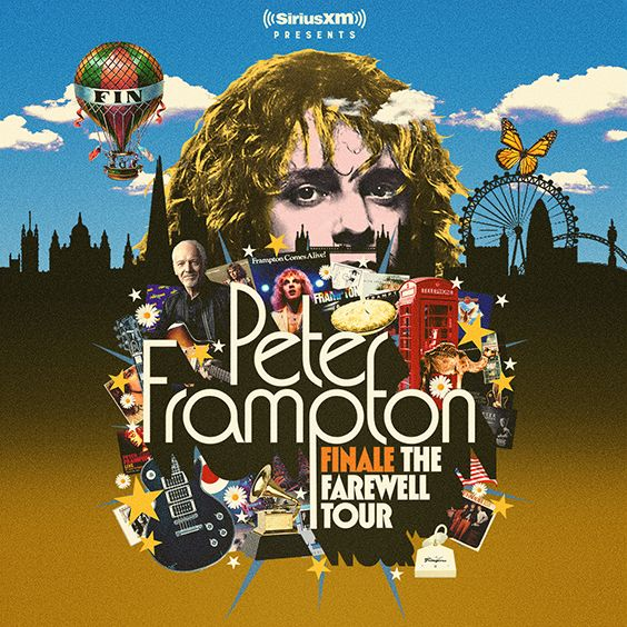 Thumbnail for Peter Frampton FINALE - The Farewell Tour