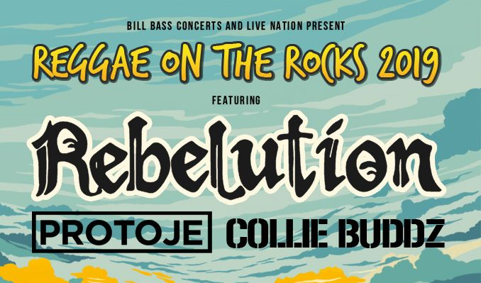 Reggae On The Rocks 2019 Tickets In Morrison At Red Rocks