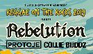 Reggae on the Rocks 2019 tickets at Red Rocks Amphitheatre in Morrison