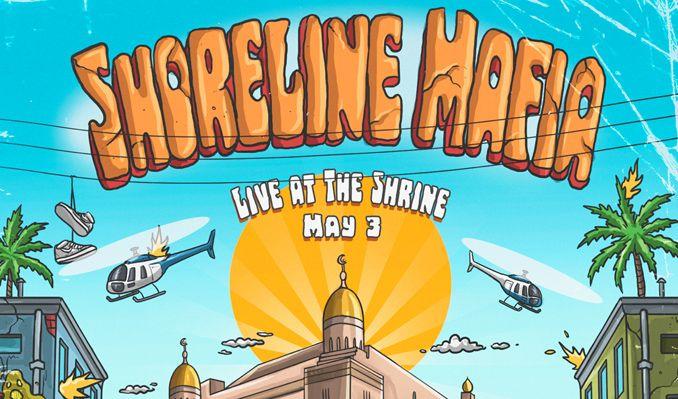 Shoreline Mafia tickets at Shrine Expo Hall in Los Angeles