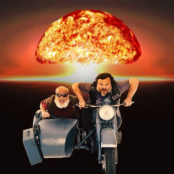 Image for Tenacious D in Post-Apocalypto the Tour 2019 Accompanied by The Colorado Symphony