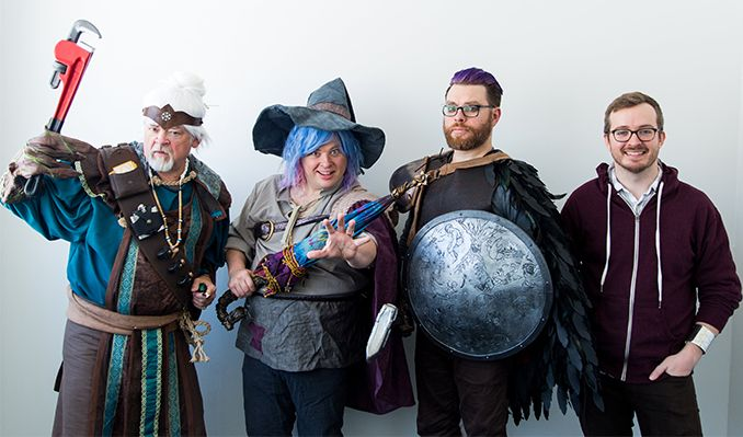 The Adventure Zone tickets at City National Civic in San Jose