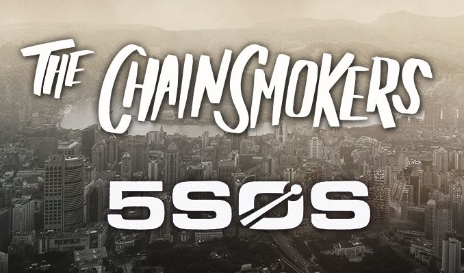 The Chainsmokers tickets at Sprint Center, Kansas City