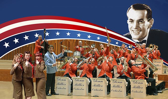 The Glenn Miller Orchestra tickets at St David's Hall in Cardiff