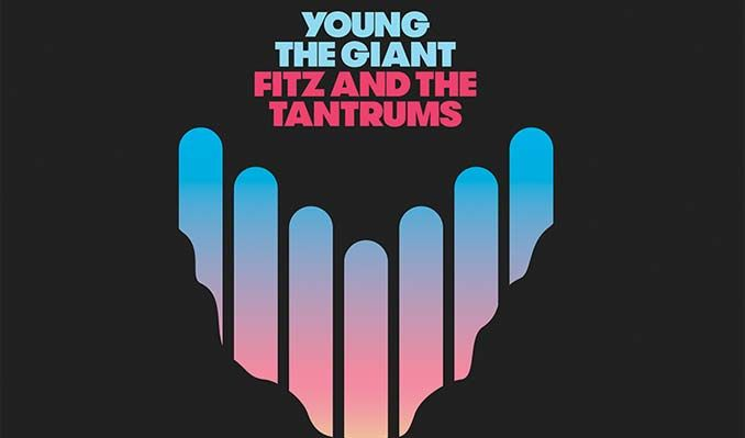 Young the Giant & Fitz & The Tantrums tickets at Virginia Credit Union LIVE! at Richmond Raceway in Richmond
