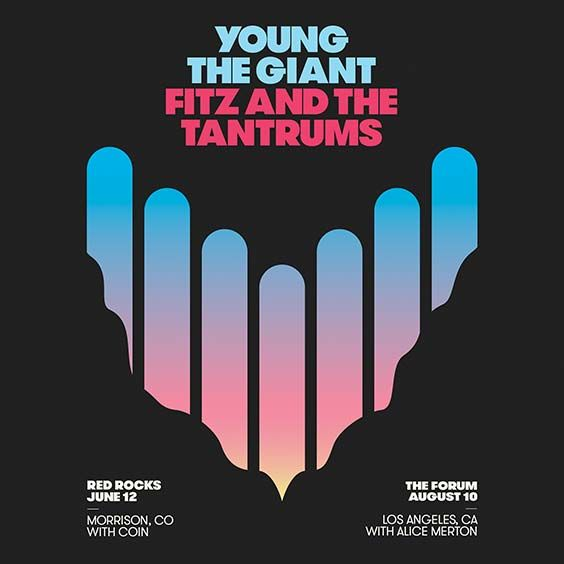Thumbnail for Young the Giant / Fitz & The Tantrums