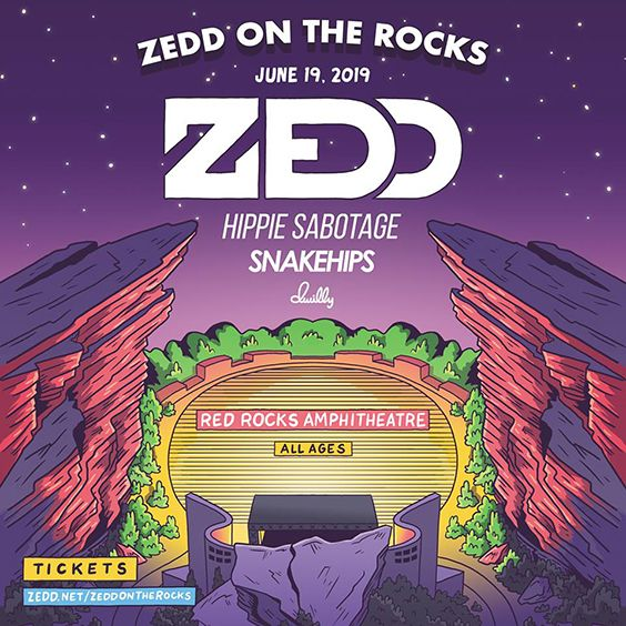 Thumbnail for Zedd on the Rocks