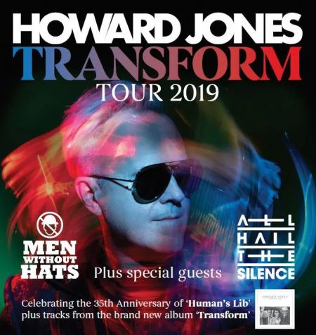 Howard Jones Tour
