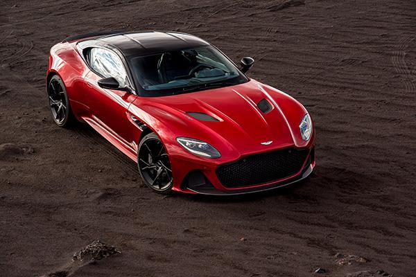 Courtesy of Aston Martin
