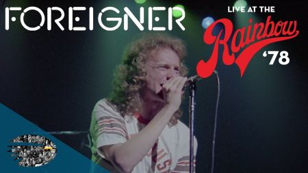 Watch: Foreigner unveils extended trailer for archive set 'Live at the Rainbow '78'