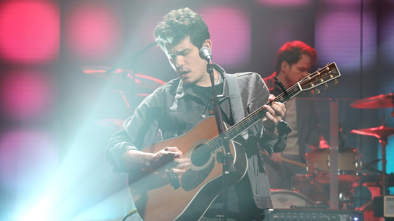 Watch: John Mayer performs 'I Guess I Just Feel Like' on 'Ellen'
