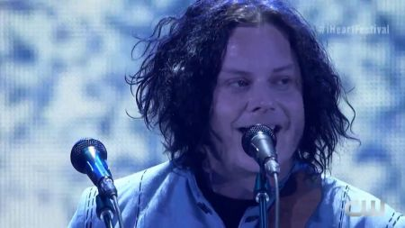 Jack White pledges $10K to help save historic black league's baseball stadium