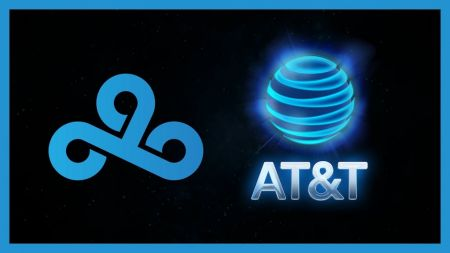 AT&T signs deal with Cloud9 esports team