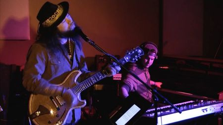 Listen: Twiddle shares audio from guest-filled LA show, spells out 'Los Angeles Jams' with setlist