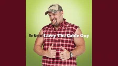 Larry The Cable Guy coming to The Theatre at Grand Prairie spring 2019