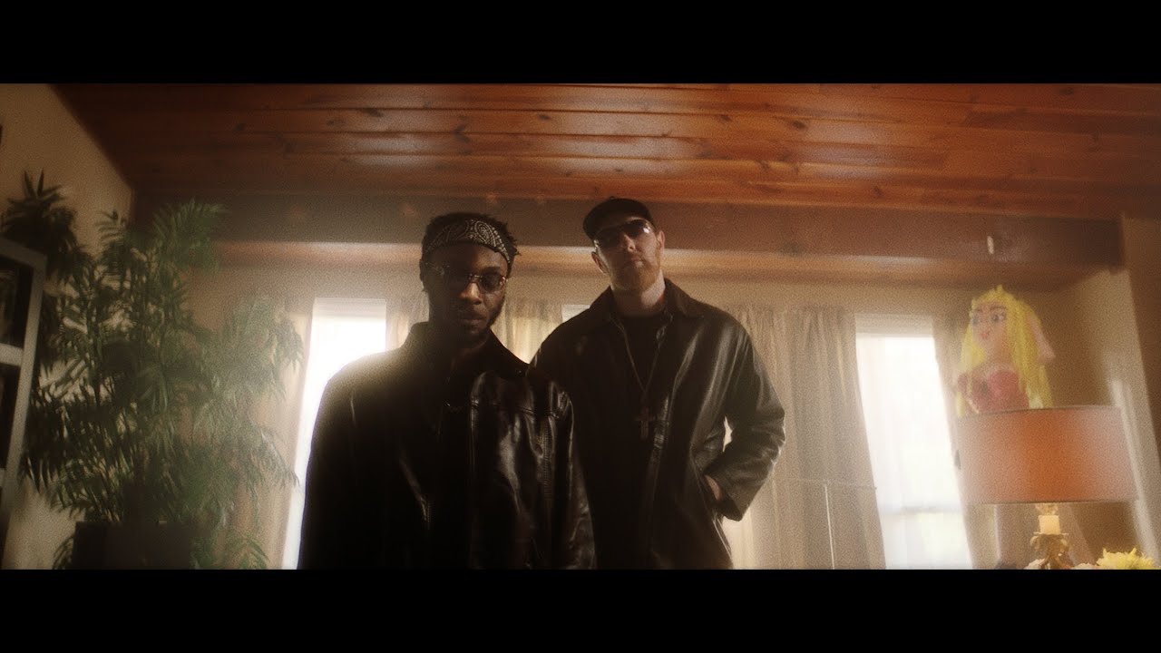 Watch: JPEGMAFIA and Kenny Beats share tripped out visual for 'Puff Daddy'