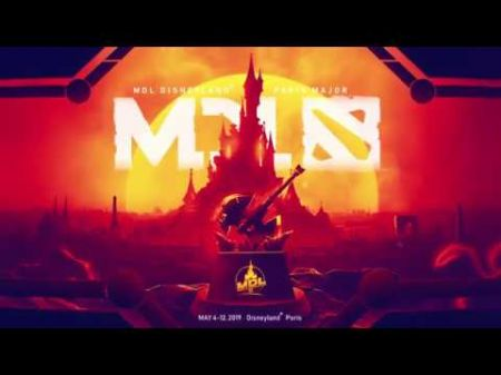 First Dota 2 Major in France to be co-hosted by Mars Media and Disneyland Paris