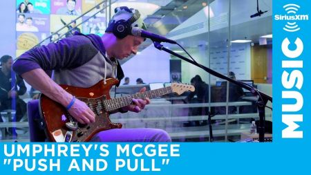 Watch: Umphrey's McGee perform on SiriusXM's Jam Files
