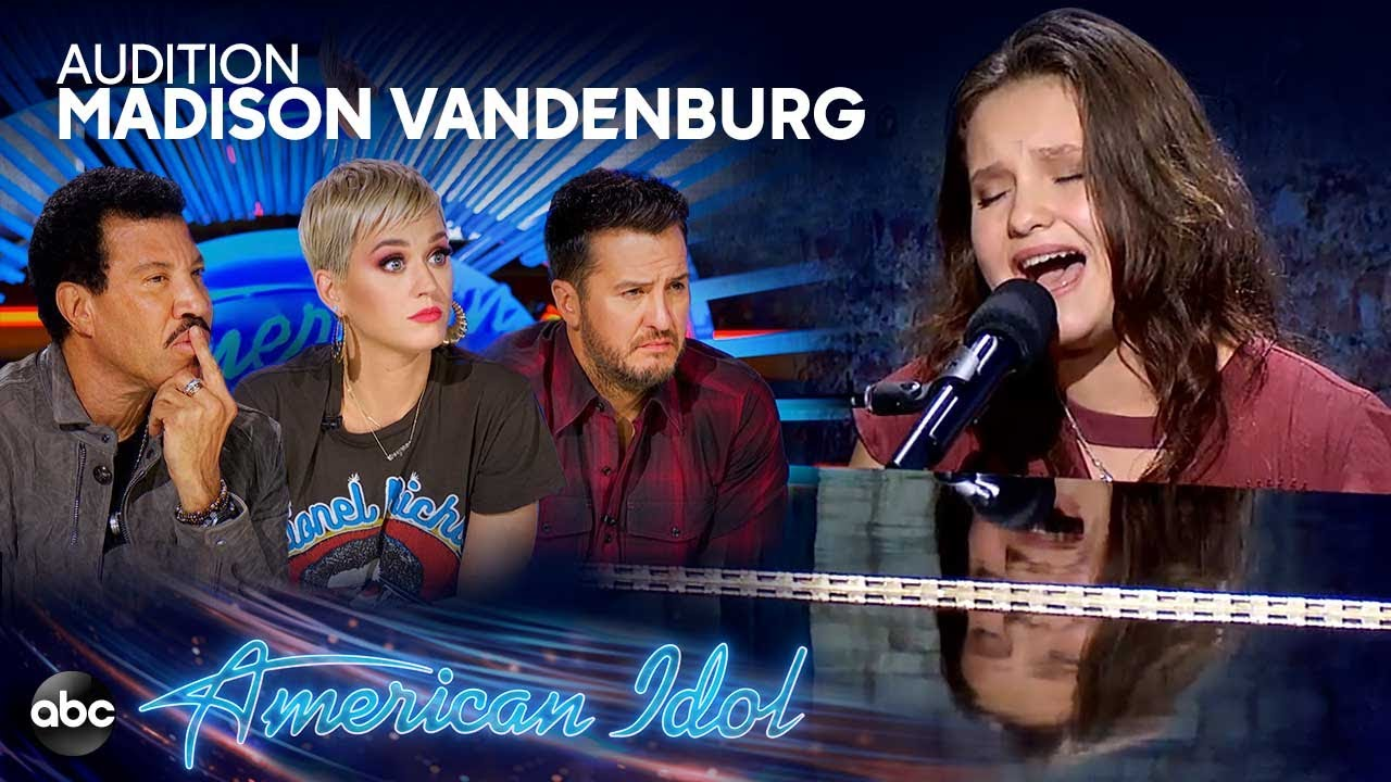 Watch: Katy Perry dubs teen 'the next Kelly Clarkson' after stunning 'Speechless' audition on 'American Idol'