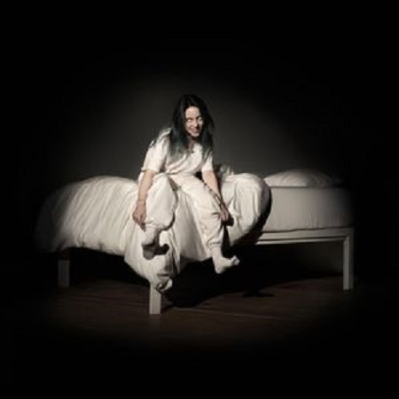 Billie Eilish's new album When We Fall Asleep Where Do We Go? is out March 29.