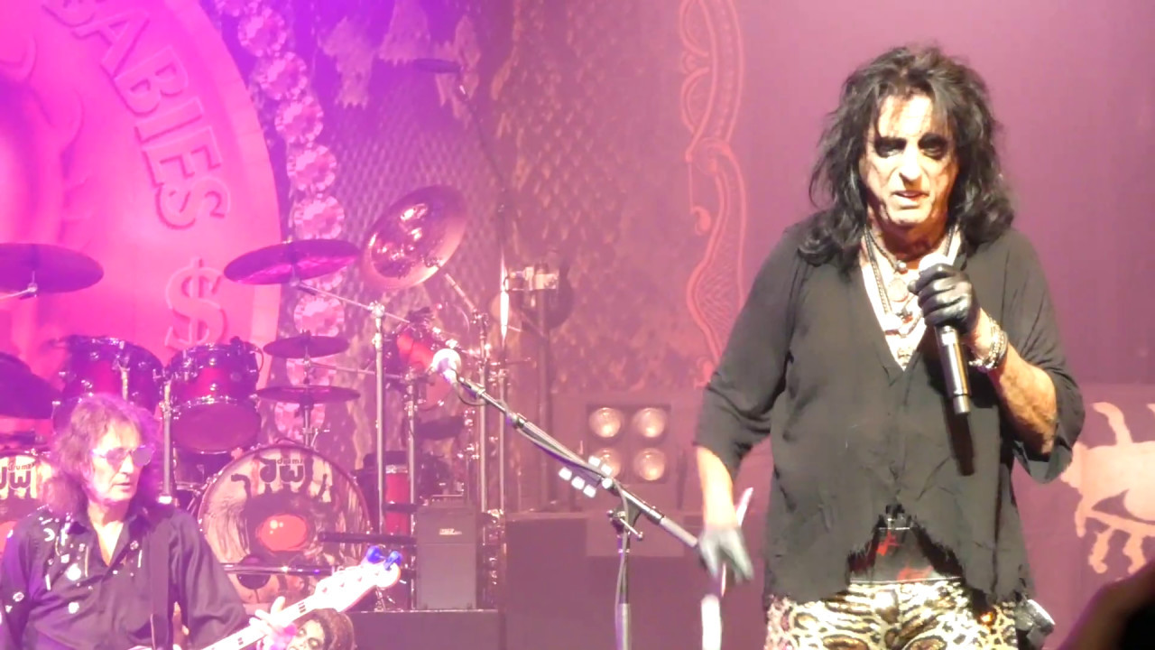 Alice Cooper expands 2019 US summer tour schedule