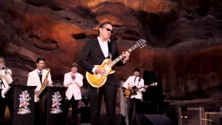 Joe Bonamassa announces back to back summer 2019 dates at Red Rocks