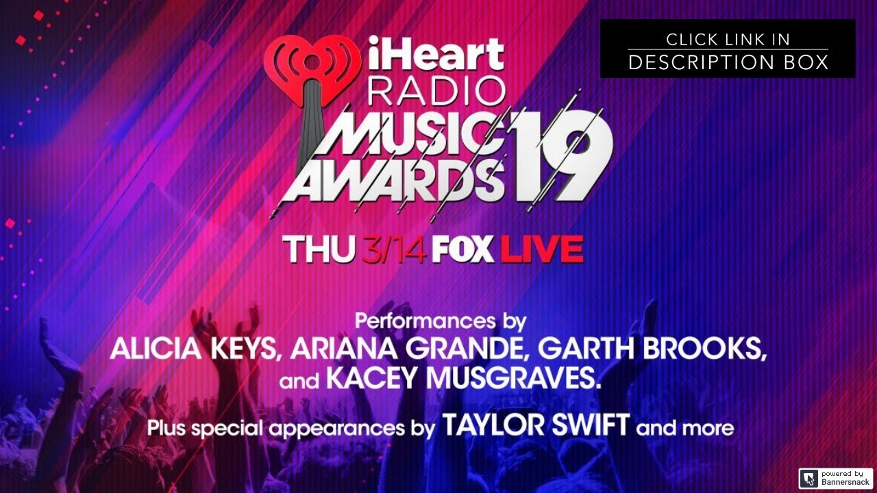 Complete list of winners of the iHeartRadio Music Awards 2019