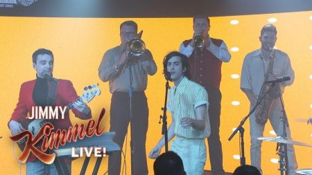 Half Alive makes TV debut on 'Kimmel,' announce world tour