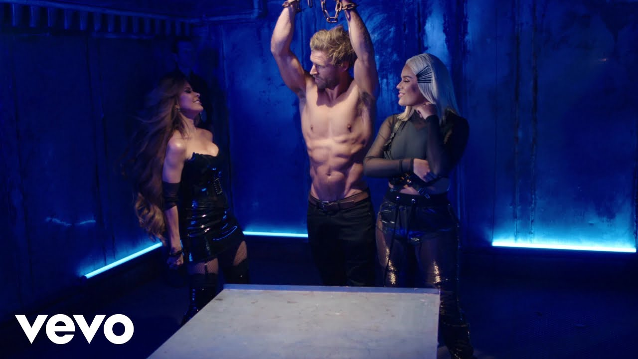 Karol G joins forces with Gloria Trevi in blockbuster 'Hijoepu**' video